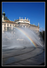 Karlsplatz, Mnchen (matt :-)) Tags: munich mnchen bayern bavaria rainbow monaco 1870mmf3545g mattia arcobaleno karlsplatz baviera nikond80 consonni mattiaconsonni