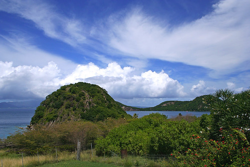 guadeloupe photo saintes pain de sucre by Rh.P.