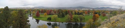 Fall Panorama - Boise