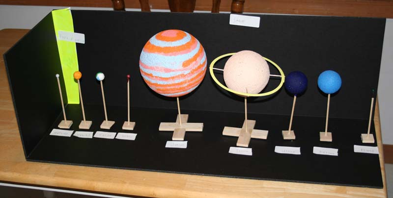 second grade solar system - photo #16