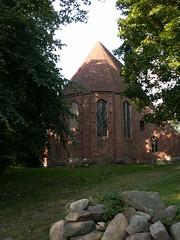 Die St.-Marien-Kirche in Flemendorf