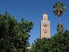 IMG_0378 (Custom) (ralf@flickr) Tags: marokko koutoubia marrakesch moschee