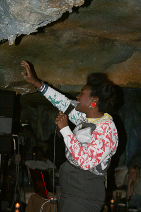 Muhsinah at Bohemian Caverns