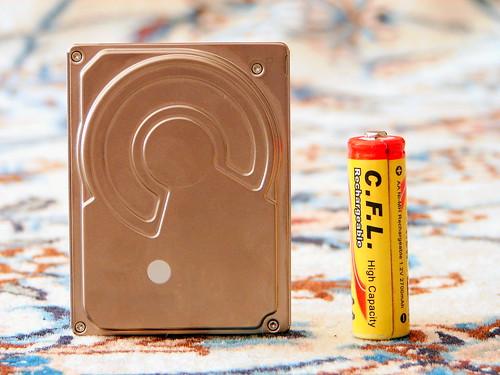NiMH Vs. Lithium Rechargeable Batteries
