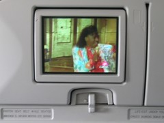 80s video on Jet Blue