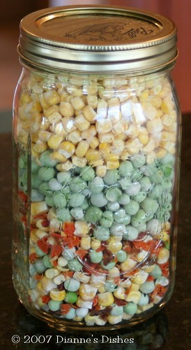 Veggie Soup Gift Jar