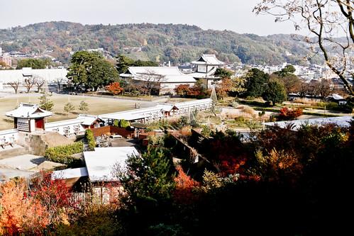 kanazawa castle-0804