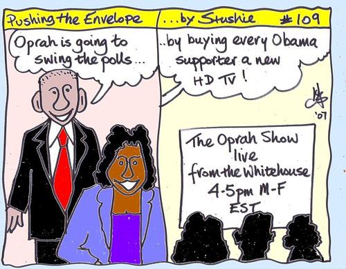 Obama Winfrey Show