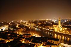 eyes over Verona (redparox) Tags: italy river landscape nikon bridges churches verona 1855mm adige d40 r3d utatafeature redparox
