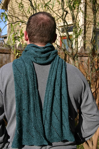 The long long long scarf
