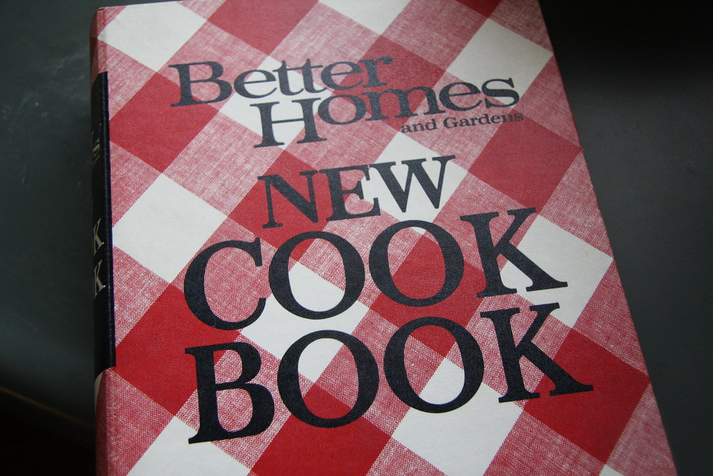 """""""New"""" Cook Book"""