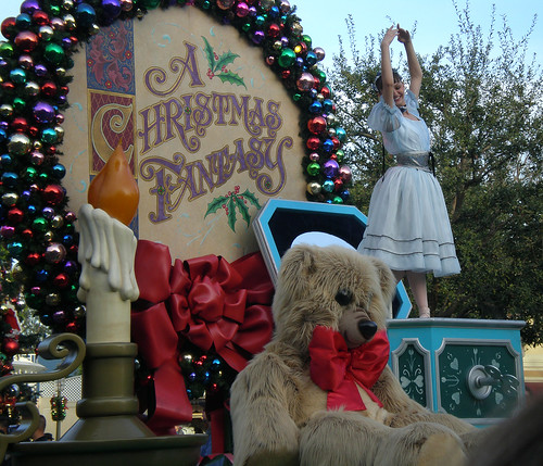 Here Comes the Christmas Parade
