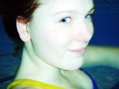 Underwater (júlía ∆) Tags: portrait selfportrait cute girl eyes underwater goldstaraward