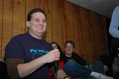 DSC_0041 (rmkooi) Tags: xbox360 alex dave john tara ryan rita jeremy videogames lori patty rockband duc wii wintereenmas