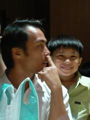 CE's Birthday Surprise 400 (butrflyz) Tags: birthday makan ohana