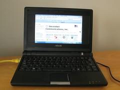 EEEPC on the Net