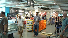 20080214 IKEA: Swedish Food Market (halfbyteproductions) Tags: new food ikea store market swedish perth wa innaloo 20080214