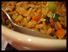 .rice! (.lucy) Tags: food macro rice spices arroz temperos internationalfood
