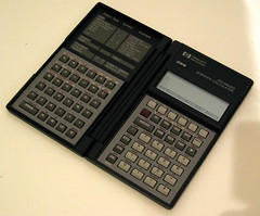 Hewlett Packard 28S RPN Calculator (sophist1cated) Tags: hp calculator p hewlett packard scientific upn rpn 28s