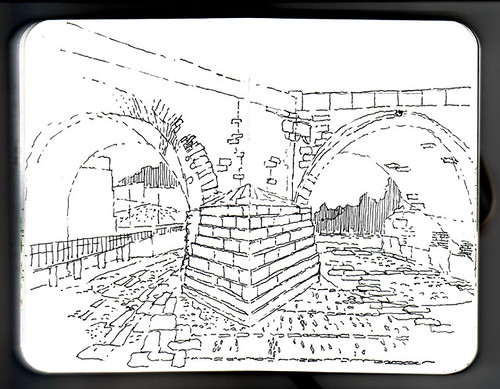 Urban Sketchers Spain. El mundo dibujo a dibujo.: Puente Romano de ...