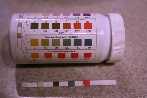測水質用的