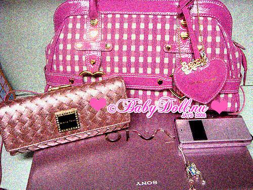 كولكشن كامل باللون الوردي بناتي حركات 2392084773_eb765d82e