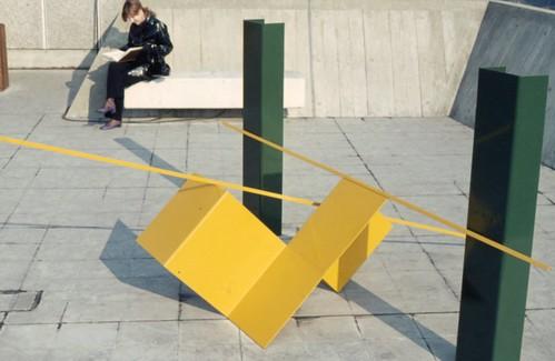 安东尼·卡洛Anthony Caro(英国1924-)雕塑作品集1  - 刘懿工作室 - 刘懿工作室 YI LIU STUDIO