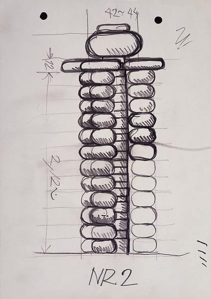 Monumento di senape, 1968(vers)