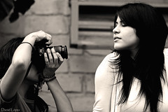 Hatillo SessiOns (118/365) (Daniel Lopez Fotografía Venezuela) Tags: bw fashion female canon eos photo model women photographer venezuela caracas latin session photoshot 70300mm fotografa venezolana femenino modelaje sesión elhatillo daniellópez daniellopez canoneosrebelxti canonef70300mm fotografofotografiado erikazambrano caracaibo caracaibo10