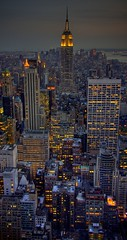 A Manhattan perspective - New York city