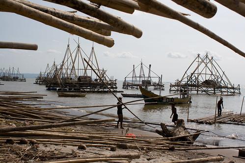 Fishing Platform Construction