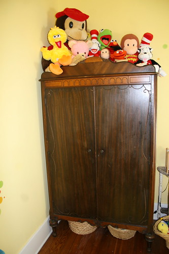 Armoire from my parents