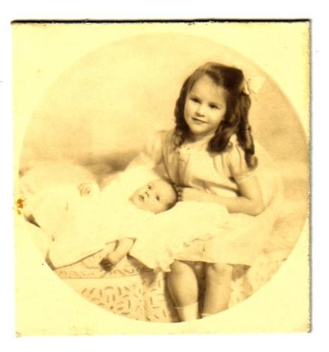 Grandma & Nadine