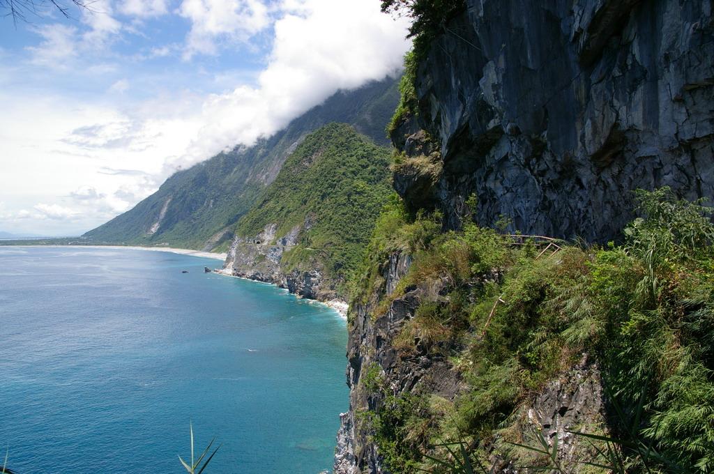 台湾最美的公路-路人@行者