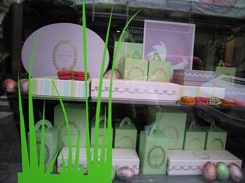Ladurée Pâques 2006