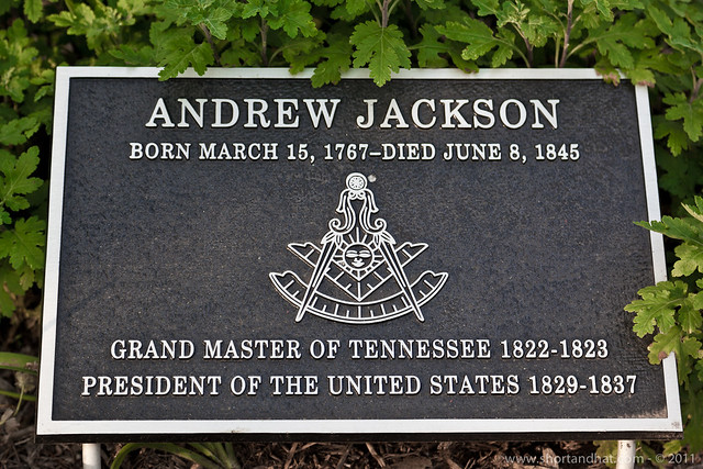 Headstone for a Grand Master