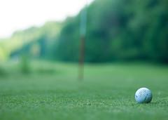 Signature hole birdie chance - #150/365 (PJMixer) Tags: golf nikon gta nikon50mm18 project365 nikond80