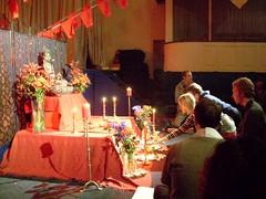 Padmasambhava Day offerings
