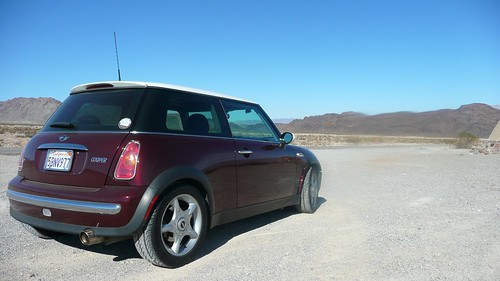 MINI in the desert