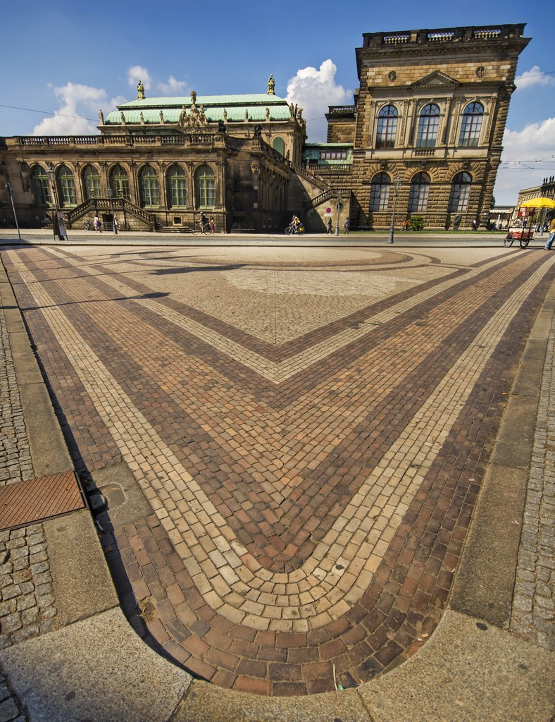 Triangles in Germany