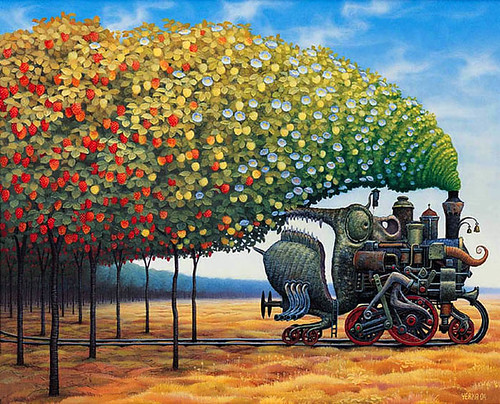 1579680211 5d78ef5b9f Surreal Art of Jacek Yerka