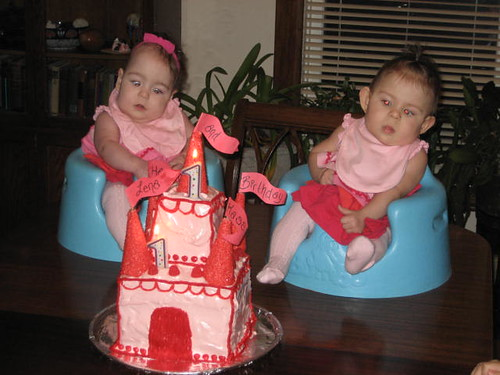 Happy Birthday Lena and Kassie