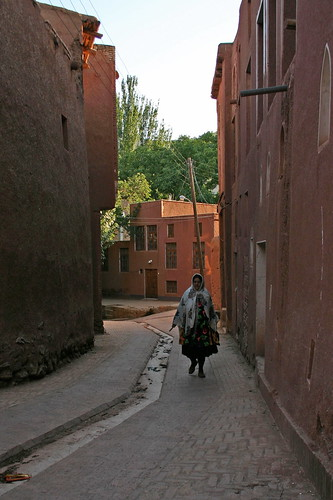 Abyaneh, Iran