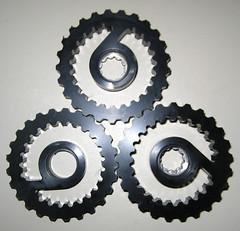 Grinder gears