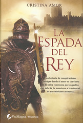 Cristina Amor, La espada del Rey