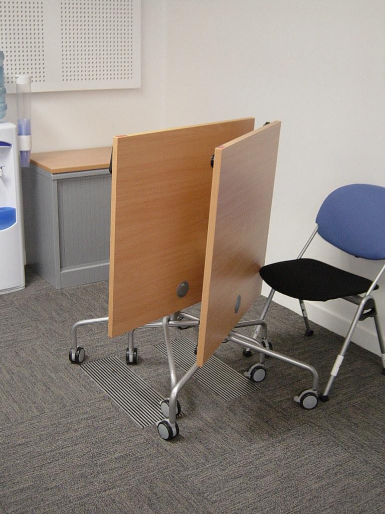 Folding Desks CILASS The University of Sheffield