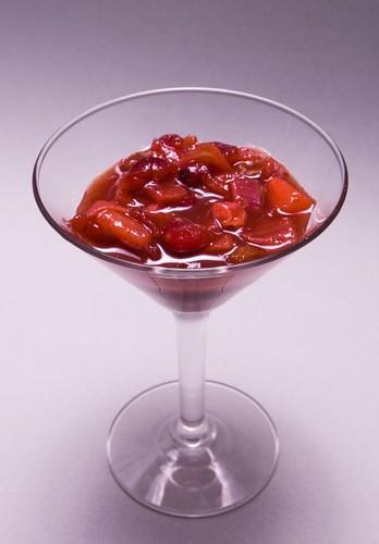 Cranberry Pear Chutney
