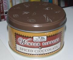Spice Hunter Winter Sippers Spiced Cioccolata