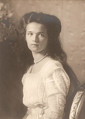 Princess Olga - Russian Royalty - Real Photo (Lynn (Gracie's mom)) Tags: vintage princess royal photograph boutique apb royalty royals realphoto realphotos cammiangel apboutique