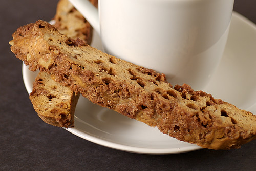 Brown Sugar Cinnamon Biscotti